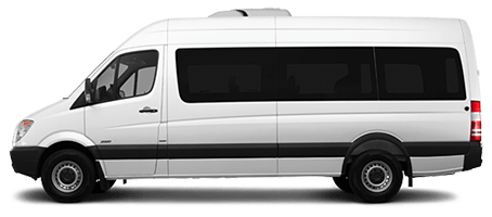 Low cost minibus and driver hire London